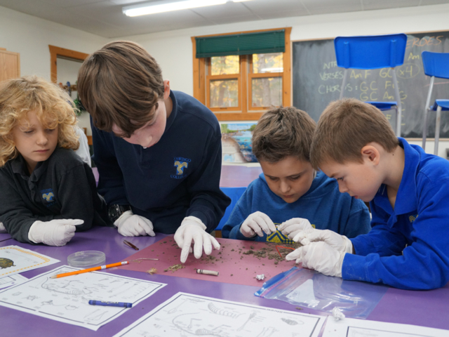 Science Class at Tawingo College