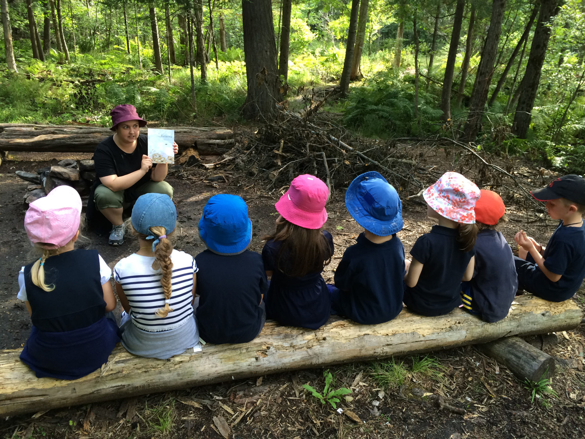 Outdoor Kindergarten at Tawingo College